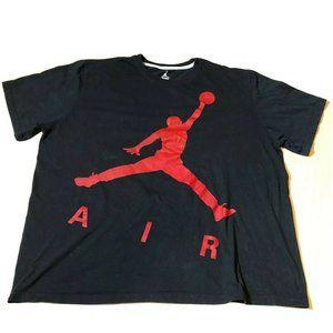 Air Jordan T-Shirt Mens Big Jumpman Logo Size XXXL